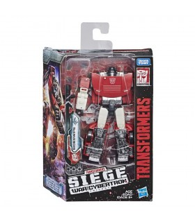 Transformers Robot Deluxe Autobot Sideswipe