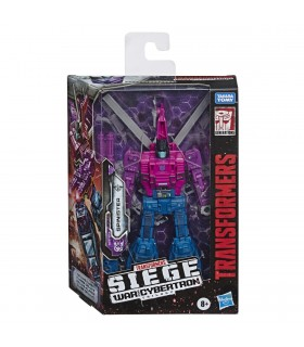 Transformers Robot Deluxe Decepticon Sinister