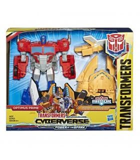 Transformers Cyberverse Power Robot Optimus Prime