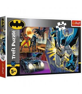 Batman Neinfricatul, 100 Piese
