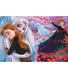 Frozen2 Impreuna Pentru Intodeauna, 100 Piese