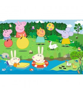 Peppa Pig Distractie In Vacanta, 60 Piese