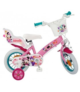 Bicicleta 12 inch, Minnie Mouse