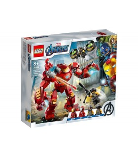 Iron Man Hulkbuster contra AIM. Agent
