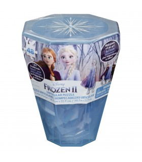 Frozen2 Cu 48 Piese In Cutie Diamant