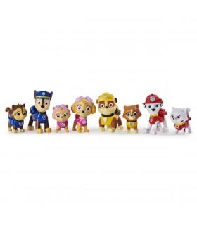 Set 8 Figurine Seria Pisicutele Nazdravane