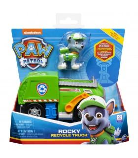 Vehicule Cu Figurina Rocky