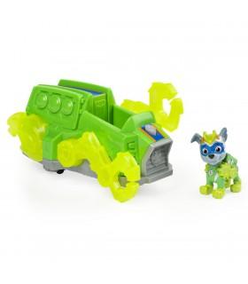 Vehicul Cu Figurina Rocky Sunete Si Lumini
