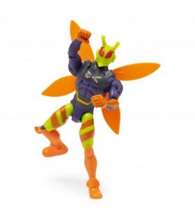 Killer Moth Flexibila Cu Accesorii Surpriza