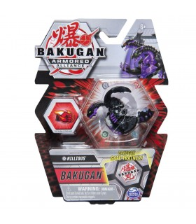Nillious Cu Card Baku-Gear, Bila Basic S2