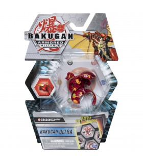Dragonoid Cu Card Baku-Gear, Bila Ultra S2