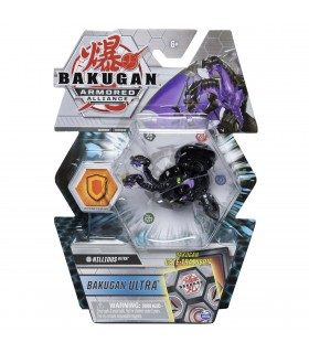 Nillious Cu Card Baku-Gear, Bila Ultra S2