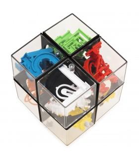Perplexus Hybrid Cub Rubik 2x2 Cu 100 De Obstacole