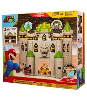 Castelul Bowser Mario Nintendo