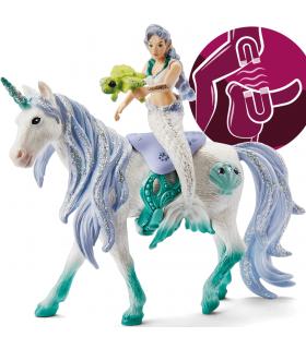 Sirena Pe Unicorn Marin