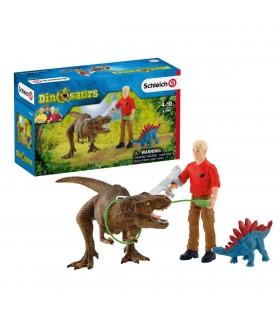 Atacul Tyrannosaurului Rex