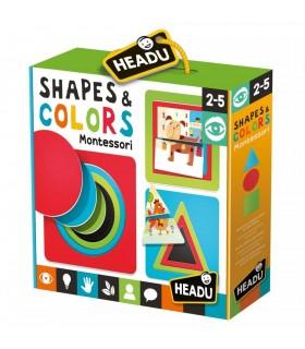 Montessori Forme Si Culori
