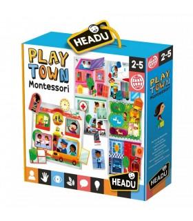 Montessori - Sa Ne Jucam In Oras