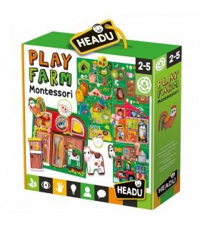 Montessori Joaca La Ferma