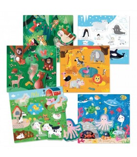 Montessori - Sa Potrivim Animalele
