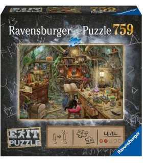 Puzzle Exit 1: Observator, 759 Piese