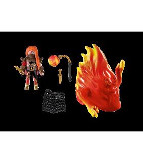 Bandit Burnham Si Spiritul Focului
