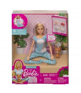 Barbie 5 Exercitii De Meditatie