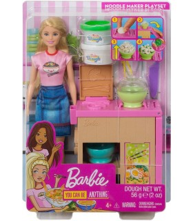 Barbie Set - Pregateste Noodles