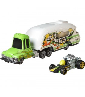 Set Camion Si Masina Sport Tooned Up
