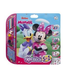 5In1 Gigablock Minnie