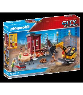Excavator Mic