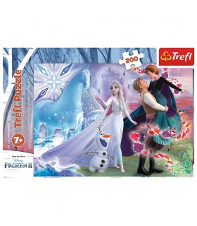 Frozen2 Universul Magica, 200 Piese