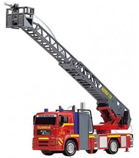 Masina De Pompieri City Fire 31Cm Cu Tun Pentru Apa