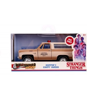 Masinuta Metalica Chevy Blazer K5 Stranger Things