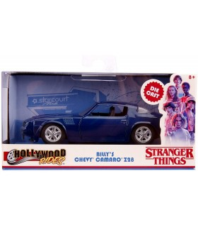 Masinuta Metalica Chevy Camaro 1979 Stranger Things