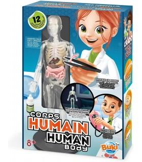 Corpul Uman, 12 Experimente