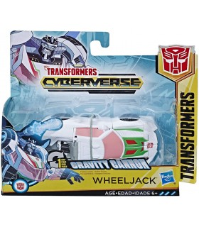 Robot Vehicul Cyberverse 1 Step Wheeljack