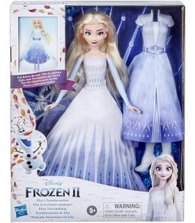 Elsa, Transformarea Finala