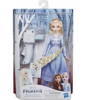 Elsa Cu Par Lung Pentru Impletit