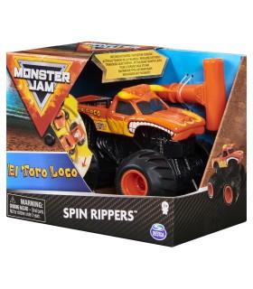 El Toro Loco Seria Spin Rippers