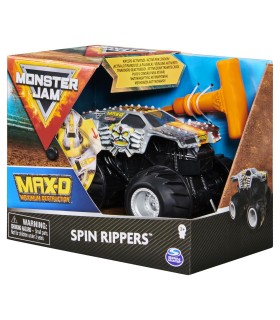 Max-D Seria Spin Rippers