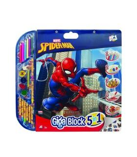 5In1 Gigablock Spider-Man
