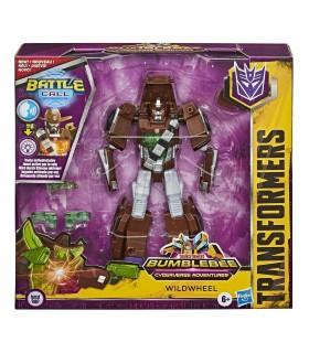 Robot Decepticon Wildwheel Battle Call Trooper