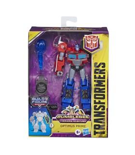 Robot Vehicul Cyberverse Deluxe Optimus Prime