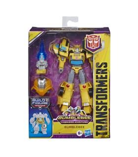 Robot Vehicul Cyberverse Deluxe Bumblebee