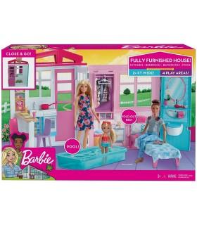 Barbie Casuta Pentru Papusi