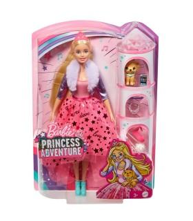 Barbie Printesa Cu Accesorii