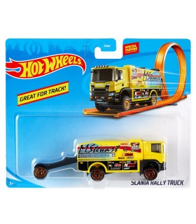 Camion Scania Rally Truck