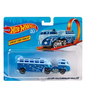 Camion Volkswagen Hauler Albastru