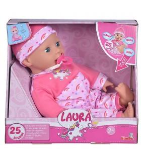 Bebelus Laura Cu Sunete, 38 cm